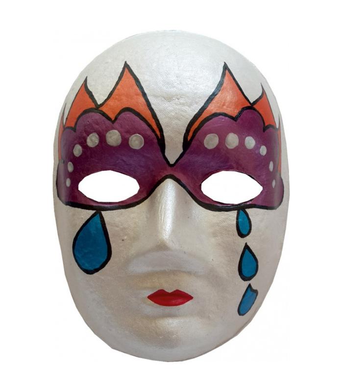 En Iyisi Karton Maske Boyama şekilleri Yazdırılabilir Boyama