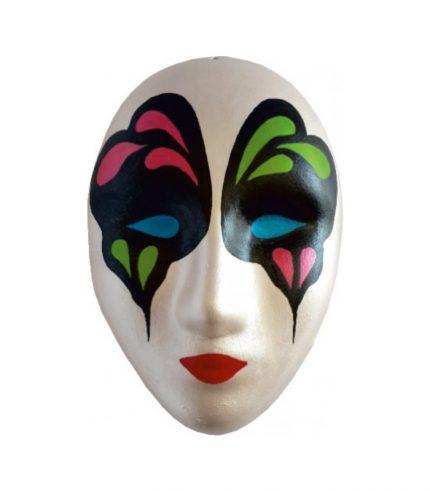 (50+) Karton Maske Boyama örnekleri